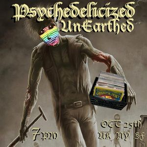 2014/10/25 Dr Sandoz - Psychedelicized Unearthed!