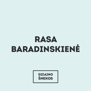 5/5/junior #59 / DIZAINO ŠNEKOS // Rasa Baradinskienė