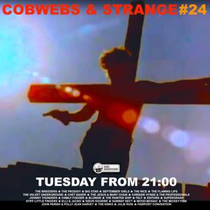 COBWEBS AND STRANGE #24 (2017-09-05)