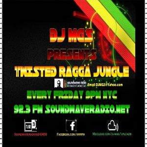 Dj.MGS Presents Twisted~Ragga Jungle Vol.3.'Nu~Jam's'