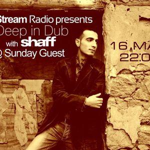 Deep in Dub with shaff on BeatStream Radio