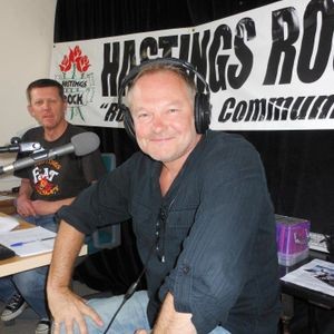 Interview with Nick Van Eede of Cutting Crew - Hastings Rock 2012