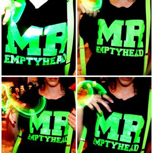 Mr Emptyhead - And not a single fuck was given that day!!!