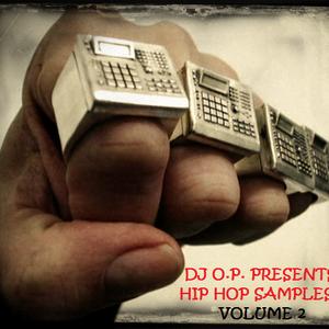 DJ O.P. Presents: Hip Hop Samples Vol 2