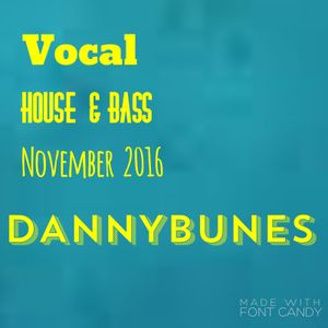 House & Bass 2016 - November - DannyBunes
