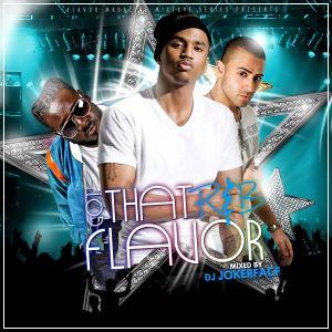 Jokerface GOT THAT R&B FLAVOR