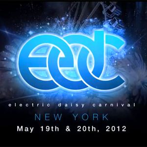 Sied van Riel - Live at  Electric Daisy Carnival in New York (19.05.2012)