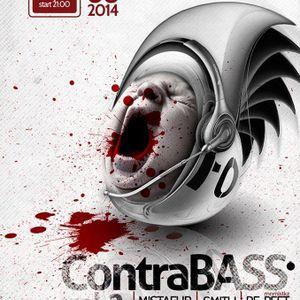 ContraBASS vol. 3 live mix //Shorty//21:19-21:58//
