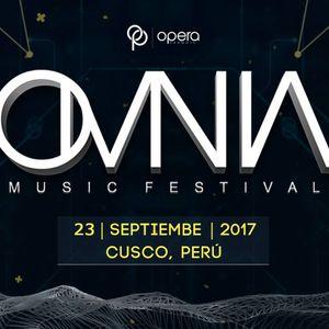 OMNIA Music Festival Cusco 2017 - Dj Contest Mix By CrewCris