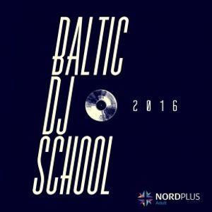 DJ WD - Baltic DJ School Mix 2016