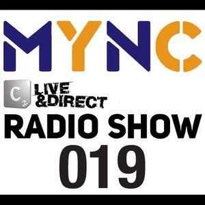 MYNC presents Cr2 Records Radio Show 019 [29/07/11]