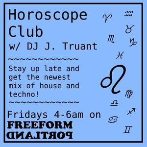 Horoscope Club: 11 August, 2017 on Freeform Portland