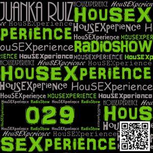 HouSEXperience RADIOSHOW 029