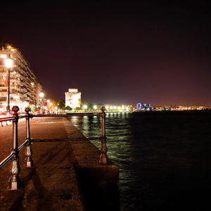 I istoria tis diaskedasis stin Thessaloniki // Chris Kaltsas & Nikolas Chatzis on Radio Thessaloniki