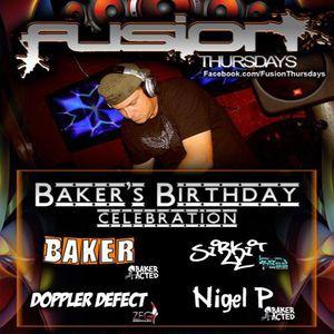 DopplerDefect - 2012-12-13 - Fusion Baker Birthday Party (PsyBreaks)