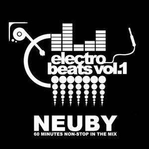 DJ Neuby - Electro Beats Vol.1 --01.2012
