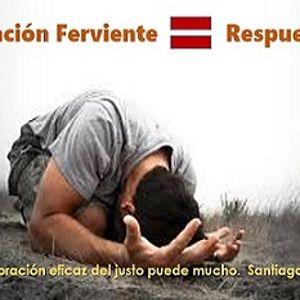 Oración Ferviente = Respuesta