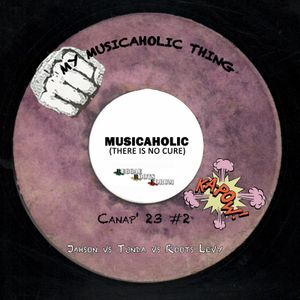 Canap' Mix 23 #2 RRF - My Musicaholic Thing
