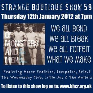 The Strange Boutique 59