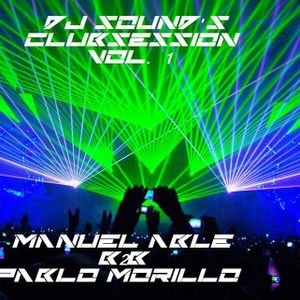 DJ Sound Austria Clubsession Vol.1 Liveset Manuel Able b2b Pablo Morillo 2k15