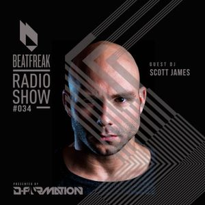 Beatfreak Radio Show By D-Formation #034 guest DJ Scott James