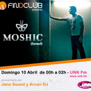 Fin D Club #02 - with Moshic