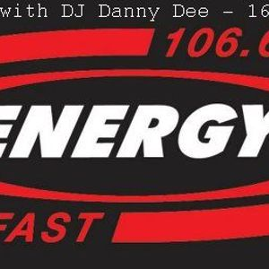 Club Energy on Energy 106 with DJ Danny Dee - 16th Sept 1999