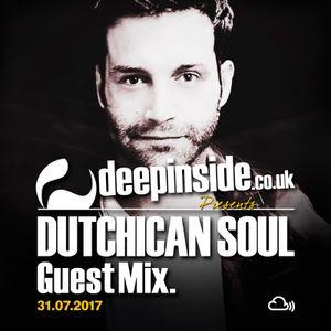 DUTCHICAN SOUL is on DEEPINSIDE #02