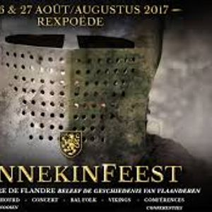 ZANNEKINFEEST 2017 REXPOEDE 25-26-27 AOUT 2017