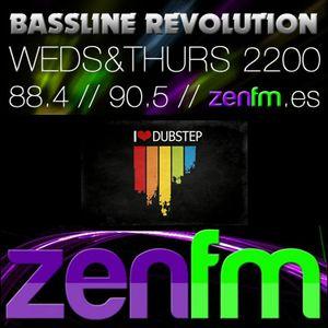 Bassline Revolution ZenFM #3 13.12.12 Dubstep