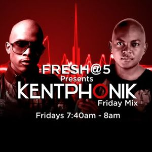 KentphoniK Fridays - 11 March 2016