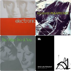 New Order / Solo Works selected mix 2015