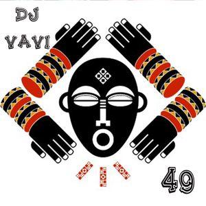 tribal 49 dj vavi afro mixato il 15-12-2011