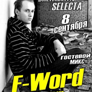 F-Word - Guest Mix @ Breakbeat Selecta 08-09-2009