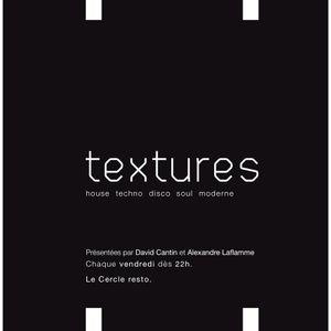 TEXTURES - LE CERCLE - 01