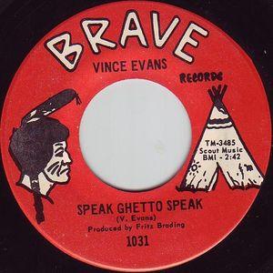 Speak ghetto speak