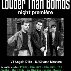 Louder Than Bombs - part 2 (new wave - goth party mix)