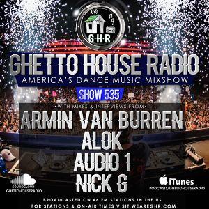 GHETTO HOUSE RADIO 535
