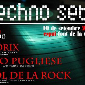 Techno Sets 2014
