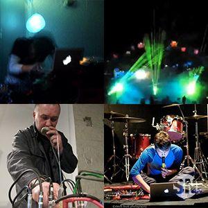 alka, merohedra, Alexei Borisov and 80(sun), Live