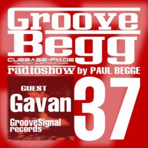 Groovebegg 037 (Gavan guest mix)