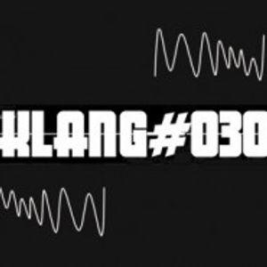 Klang 030 #33 mit Laura Leiner (2021-07-18)