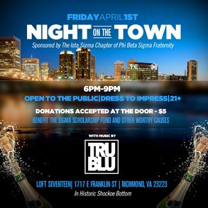 A Night On The Town Promo Mix