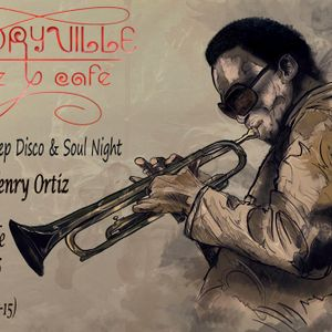 Dj Henry Ortiz - Nu Disco (Enero 2015)