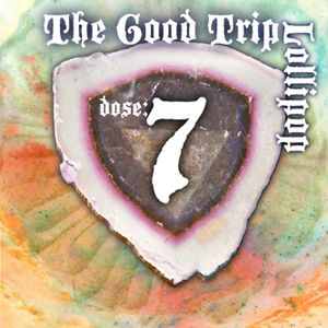 The Good Trip Lollipop - dose:7 - Covered In Acid