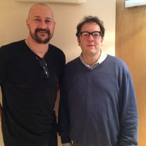 Long Player with Pete Paphides. Episode 2 - 'Clint Mansell'