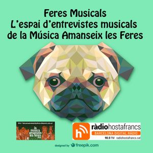 20octubre18: FERES MUSICALS: Entrevistem a Manu Sabaté, Criatures i Jonatan Penalva a ESPECIAL FM