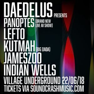 Daedelus - Exclusive Mix