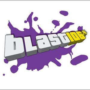 Phil Reynolds & Sean Brown Blast106 21/7/12