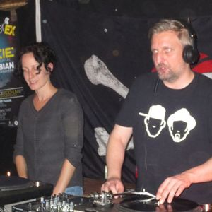 Nogata & Dash - back 2 back at Subport 2 (26.09.2014, Herr Walter, Dortmund // Drum & Bass + Jungle)